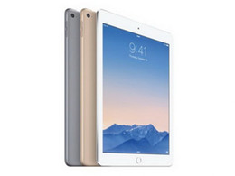 "Compresse 16g online-100% originale Apple iPad Air 2 16G Wifi ricondizionato 6 Touch ID 9.7 ""Retina Display IOS A7 rinnovato Tablet all'ingrosso DHL"