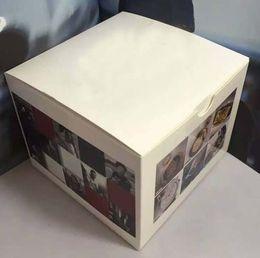 Atacado Mens Moda Feminina Senhoras Relógio de Pulso Caixas Menor Preço Marca Suíça Homens Caixa de Relógio Papers Para 1853 Relógios Livreto Cartão em Inglês de