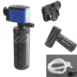 Wholesale Fish Ponds Filter - 6W 1000L H Internal Filter Water Pump for Fish Tank Pond Pool Aquarium Aqua (EU plug)