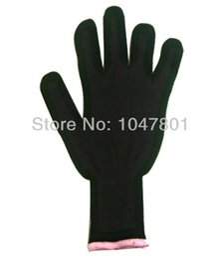 Gant résistant à la chaleur en gros pour le curling et le fer plat, coton Gant résistant à la chaleur pour les outils à cheveux 50 pièces / lot ? partir de fabricateur
