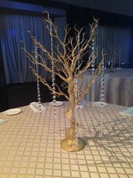 Centrotavola per top da tavolo per matrimoni con decorazioni in cristallo da decorazioni da tavolino fornitori