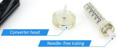 inyección sin aguja Rebajas Agujas para la máquina de mesoterapia con sistema de inyección sin aguja para el rejuvenecimiento de la piel por absorción de la nutrición