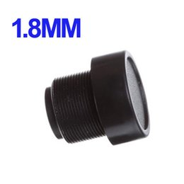 Wholesale Ir Board Lens - CCTV 1.8mm Security Lens 170 Degree Wide Angle CCTV IR Board Camera CCTV Lens free shipping