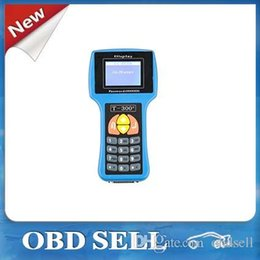 Wholesale Opel Immo Code - 2015 Newest V14.9 T-Code T-300 T300 Key Programmer For Multi-Cars T 300 Auto Transponder Key By Read ECU-IMMO Spanish&English DHL Free Ship