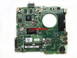 Wholesale Motherboard I5 Laptop - For HP Pavilion 15-N 736377-501 DA0U82MB6D0 REV:D I5-4200U 740M 2GB Laptop Motherboard Mainboard Working perfect