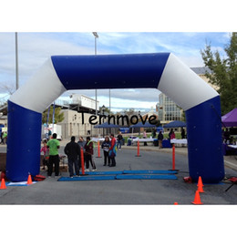 Wholesale Inflatable Event Tents - Wholesale- inflatable archway for race events inflatable arch finish line for decoration and advertisement,party decoration inflatable arch