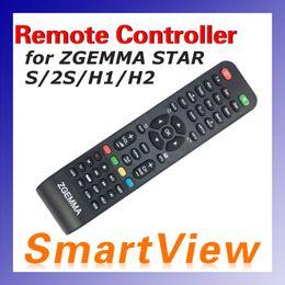 2019 receptor de satélite dbb usb 1 pc Controle Remoto para Zgemma Estrela Modelos H1 2S H2 zgemma Receptor de Satélite S Combo Receptor frete grátis custo