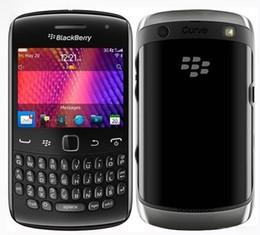 Orijinal Eğrisi Apollo Blackberry 9360 Cep Telefonu 5.0MP Kamera GPS WiFi Bluetooth 512 MB RAM BlackBerry OS yenilenmiş Unlocked Cep Telefonu supplier curve blackberry nereden eğri böğürtlen tedarikçiler