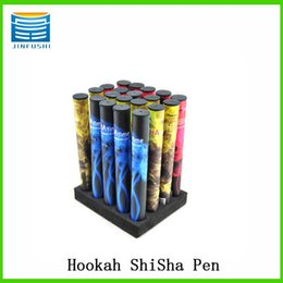 Wholesale Hookah Pen Sales - Juguetes Hot Sale 2016 Shisha Pen Eshisha Disposable Electronic Cigarettes E Cigs 500 Puffs 30 Type Various Fruit Flavors Hookah