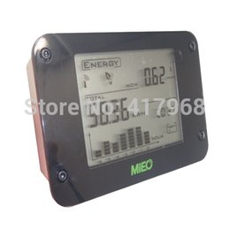 Wholesale Power Projects - Wholesale-1 2 3 Phase HA102 CT2 Wireless Electricity Energy Monitors Saver Power Current Sensor or Solar Saving Project Coulometry