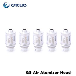 Wholesale Air Replacement - Original Eleaf GS Air Dual Coil 1.5ohm Authentic GS Air Replacement Coils E Cigarette Atomizer Head
