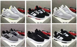 Wholesale Cheap Dhl Shoes - Free Dhl 2017 New Mens Lite Racer NEO Running Shoes NEO Cellular Sports Shoes Cheap Price Best Quality Fashion Running Sneakers Size 36-45