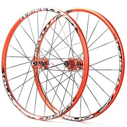 Wholesale WHEEL UP MTB quot Wheels Wheelsets ONE Red for SHIMANO SRAM S S S Bicycle Parts