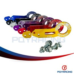 Wholesale Towing Benen - PQY RACING-Double Letter Universal BENEN Rear Tow Hook For CIVIC,INTEGRA EG EK DC DC2 PQY-THB31
