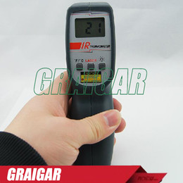thermometer contact Coupons - AZ8859 non contact infrared thermometer Gun Type IR Thermometer Digital infrared thermometer -20~420 degree