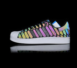 Wholesale Closed Looping - ZX FLUX XENO SL Loop Shoes reflective fluorescent men and women cheap zx new arrival xeno color shoes SL Loop D69366 EUR 36-44
