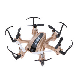 Wholesale Returned Toys Wholesale - JJRC H20 Nano Hexacopter Mini Drone with CF Mode One Key Return 2.4G 4 Ch 6-Axis Gyro RTF Helicopter RC Quadcopter Toys