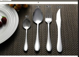 Wholesale China Western - 120 set=480 pcs Top quality western mirror polished stainless steel flatware   cutlery sets  dinnerware knife spoon fork kit