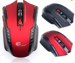 Wholesale Computer Optical Gaming Mouse - New 2.4Ghz Mini Portable Wireless Optical Gaming Mouse For PC Laptop Computer Jecksion good quality wholesale price best