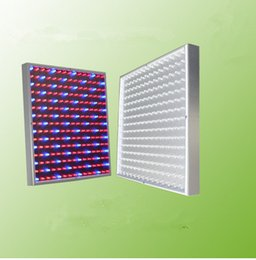 Wholesale Quad Band Led Lights - High qulity Plant Grow Light Quad-band 15W 225 Led Lamp Lights Plant Growing Lamp blue and red light