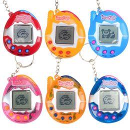 Wholesale Game Toys - Tamagotchi Virtual Digital Electronic Pet Game Machine Tamagochi Toy Game Handheld Mini Funny Virtual Pet Machine Toys