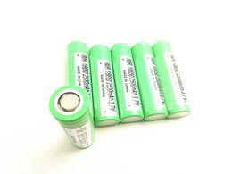 Wholesale Electronic Panels - 18650 battery e cigs electronic cigaretters battery chargers for 18650 VTC4 VTC5 2100MAH 2600MAH 3.7V solar battery panel usb