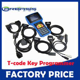 Wholesale Volvo Factory - Newest Version T300 Key Programmer Auto Transponder Key T-300,T 300 english and spanish version at factory price