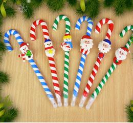 Wholesale Office Stationery Advertising Pen - Christmas snowman pen Santa Claus pen child ballpoint pen cute umbrella advertising pen wholesale stationery student gift