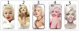 """Wholesale Marilyn Monroe Iphone - Sexy Marilyn Monroe Plastic Hard Case Cover for iPhone6 iPhone 6 5 5S 4 4S 4.7"""""""