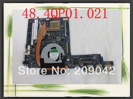 Wholesale Perfect S3 - Wholesale-S3 MS2346 48.4QP01.021 Laptop Motherboard With On-board CPU I5 and RAM , Support Screen interface 30Pin 100% Work Perfect