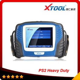 Wholesale Heavy Duty Scanners - PS2 HD scanner 2015 Super profesional heavy duty scanner 100% original xtool ps2 free shipping