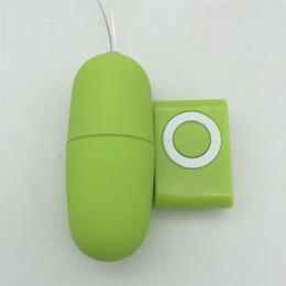 Wholesale clit remote vibrators - Mp3 Love Egg Wireless remote vibrator Teaser Shock Bullet Clitoris Stimulator G Spot Clit Nipple Sex Toys For women toys