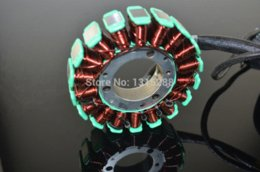 Wholesale Motorcycle Magneto Stator Coil - 100% New High Output Stator Coil For Suzuki DR250 DR 250 250XC 1994 - 2007 Djebel 250 1998 - 2008 MOTORCYCLE MAGNETO