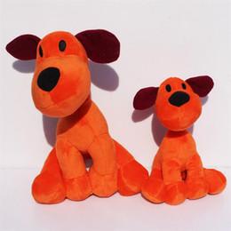 Wholesale Video 24 - 2015 Pocoyo Loula Puppy plush Stuffed Animals Doll Plush Toy For Children 20cm Free Shipping