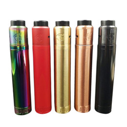 Wholesale wholesale fire - Vaporizer Broadside Mod Kit Extended edition 4 Colors Magnetic Firing Button fit 18650 Battery For 510 Atomizers Broad Side E Cigarette