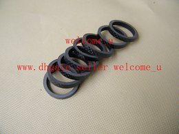 "Wholesale Carbon Fiber Fork Covers - 1-1 8"" Gloss Bicycle Carbon Fiber Headset Spacer mtb Bike Washer Top Cap Fork Cover 5mm"