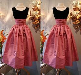 Wholesale Tea Length Maxi Dress - High Waist Satin Skirts Tea Length Ruffles Waistband Zipper Maxi Skirt Formal Dress Evenign Wear 2016 Spring Free Shipping Party Skirt