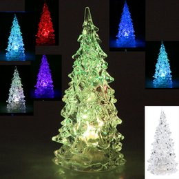 Wholesale Cristmas Gifts - LED Cristmas Tree Decorations Enfeites Decoracao De Natal New Year Christmas Gift Ornaments Navidad Natal Christmas Light