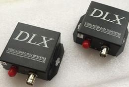 Супер миниое видео 1channel с одной возвращенной камерой RS485 PTZ к DC передатчика и приемника 12V волокна оптически от