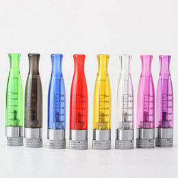 Wholesale Rainbow Ego - GS-H2 Atomizer e electronic cigarette Clearomizer no wick Rainbow color, replace ce4 ce5 atomizer Compatible with All ego 510 battery