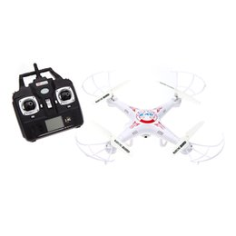 Wholesale Brand New Camera Flash - Brand New Bayang 2.4G 4CH 6 Axis RTF RC Quadcopter 3D Hovering 360 Degree Rotating UFO Drone with 0.3MP Camera order<$18no track