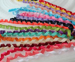 Wholesale Korker Ribbons Wholesale - 200yards Curly Korker Ponytail curled Grosgrain Ribbon, mix colors, Ready to Ship, Corkscrew Ribbon