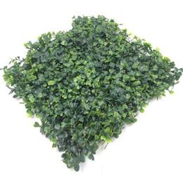 prato in erba sintetica artificiale in plastica 25 * 25 cm cheap plastic artificial grass turf da erba artificiale di erba artificiale fornitori
