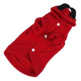 Wholesale Fancy Dog Accessories - 2014 New HE Practical Cute Pet Clothes Hoodie Fancy Puppy Dress Dog Costumes Apparel Coat Outfit EH