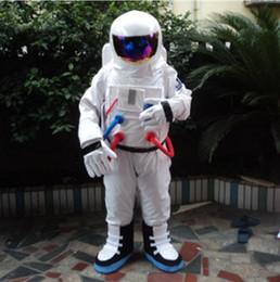 Büyük indirim ! Yüksek Kaliteli Uzay takım Maskot kostüm Sırt Çantası ile astronot maskot kostüm eldiven, shoesFree Nakliye nereden