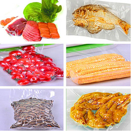 Wholesale Best Savers - Best Promotion VACUUM HEAT SEALER FOOD SAVER BAGS 20CMx500CM ROLLS Food Storage Bags Saran Wrap