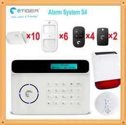 Livraison Gratuite DHL, GSM SMS Accueil intrusion Sécurité Système D'alarme Détecteur Capteur Boutique ? partir de fabricateur
