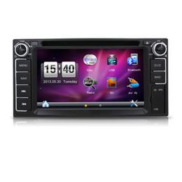 Wholesale Radio Camera For Car - 2 din car dvd gps for Toyota Hilux VIOS Old Camry Corolla Prado RAV4 Prado+Reverse camera