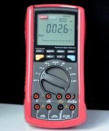 Wholesale Ut Multimeter - New arrivel sale hot-UNI-T UT70D UT-70D LCD Digital Multimeter AC DC Volt Amp Ohm Capacitance Tester