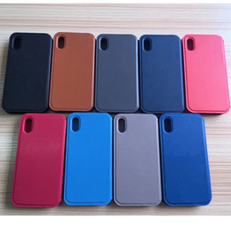 Wholesale Iphone Case Official - Phone Case For iPhone X Official Wallet Leather Case Cover With Card Holder For Apple iPhoneX 10